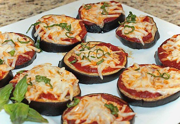 Photo of Sports Recipes: Pizza-style Eggplants.