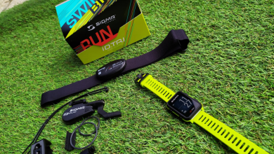 Photo of Unboxing Sigma ID.TRI GPS watch, specific for trialton