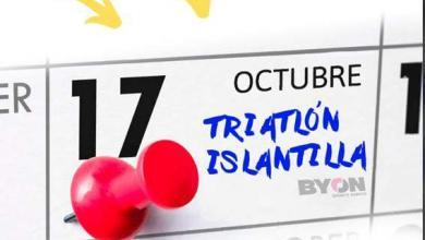 Photo of The Islantilla Triathlon, the MD in the month of October