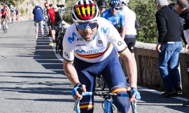 Alejandro Valverde multado confinamientoAlejandro Valverde