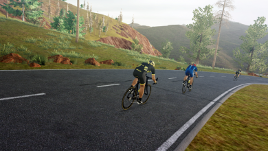 Photo of The Challenge of Stars, a virtual competition between the best cyclists in the world in KO format