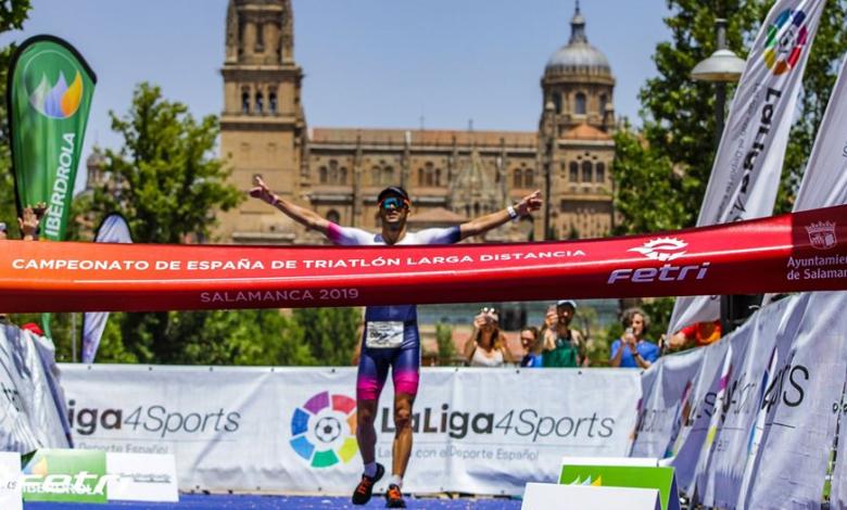 aplazado Campeonato España Triatlón LD Salamanca