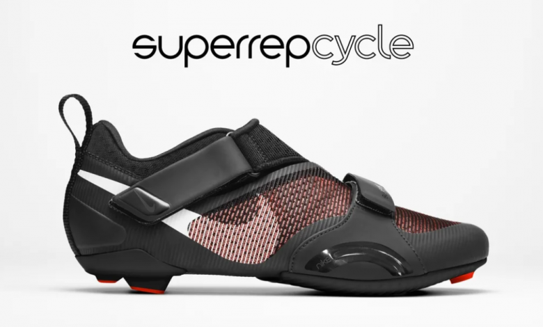 SuperRep Cycle, la zapatilla para ciclismo indoor de Nike