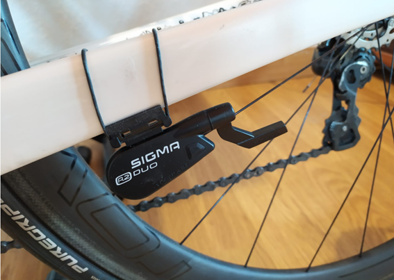 Photo of How to use the sensors of the SIGMA iD.TRI to train with your traditional roller and BKOOL?