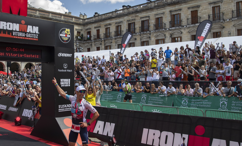 The IRONMAN Vitoria is suspended
