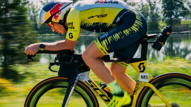 Photo of (VIDEO) Sebastian Kienle marks a 100-kilometer Test on the bike rolling at 43 km / h