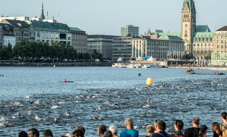 Photo of IRONMAN and WTS Hamburg will take place on the same weekend as the IRONMAN 70.3 European Championship