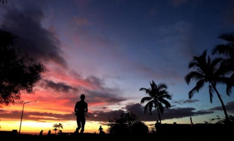 El Ironman Hawaii aplazado al 2021
