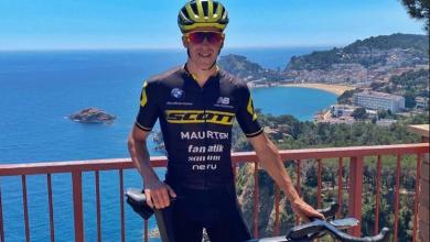 Photo of El triatleta Nan Oliveras recorre la provincia de Girona en 9 horas sobre su bicicleta