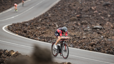 Photo of (Video) IRONMAN Lanzarote Special with Eneko Llanos, Victor del Corral, Maribel Blanco and Saleta Castro