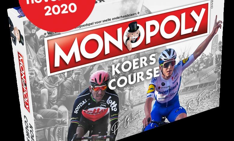 El Monopoly ya tiene versión para ciclistas