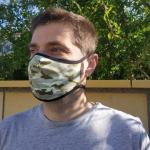 Inverse WindFlap mask