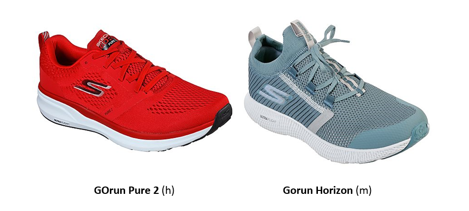 Find your rhythm to return to sport & # 8216; outdoor & # 8217; with this selection of technical shoes from skechers