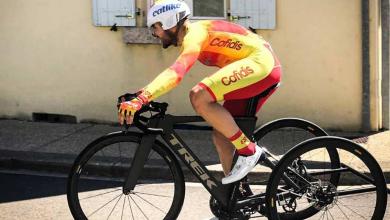 Photo of El ciclista paralímpico español Joan Reinoso, atropellado mientras entrenaba