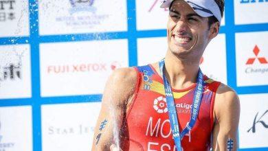 Photo of Mario Mola buscará su cuarto mundial en Hamburgo