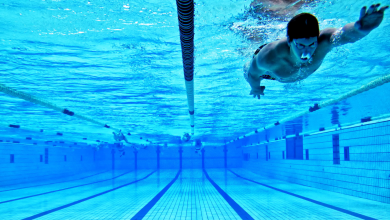 Photo of From today you can swim in the indoor and outdoor pools without limit of a swimmer per street