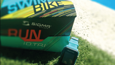 Photo of Draw: SIGMA ID.TRI Triathlon GPS Watch