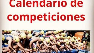Photo du calendrier de triathlon post-Covid de Madrid