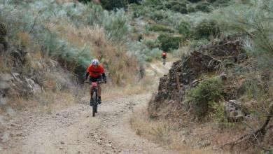 Photo of Today the first individual mountain bike time trial was held after confinement in Madrid