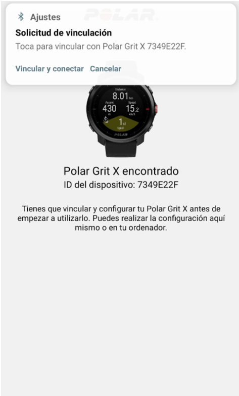Review Polar Grit X