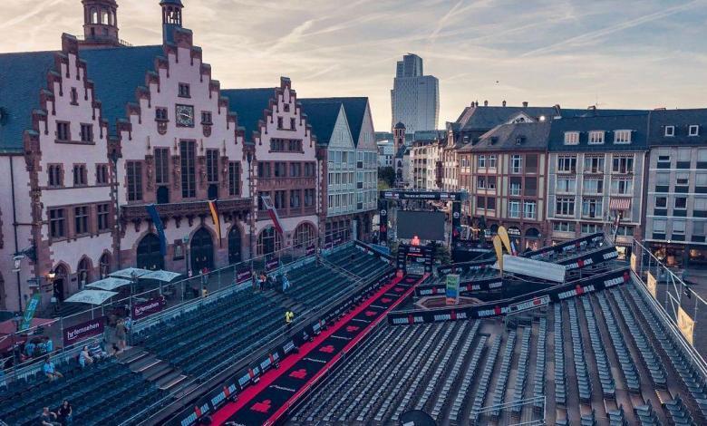 suspendido IRONMAN Frankfurt 2020