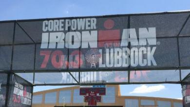 Photo of The IRONMAN 70.3 Lubbock (USA) that was to be disputed on Sunday suspended by the coronavirus