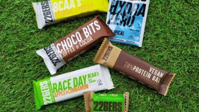 Photo of 226ERS energy bars for bike outings