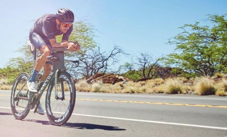 Jan Frodeno's proposal for the February IRONMAN of Hawaii