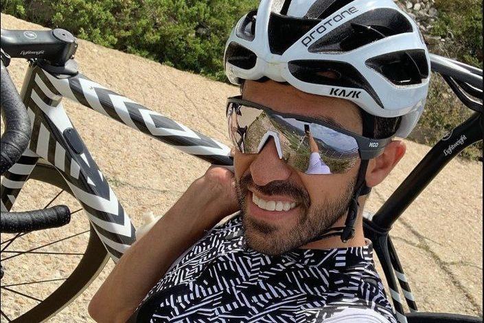 Alberto Contador beim Ball der Welt