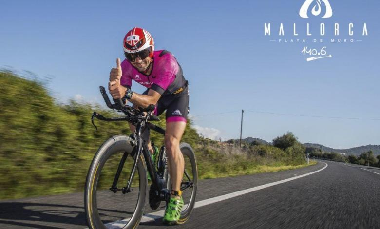 Cycle segment of Mallorca 140.6