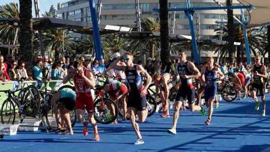 Foto der Aktualisierung des Covid-19-Protokolls für den FETRI-Triathlon (25. Juni)