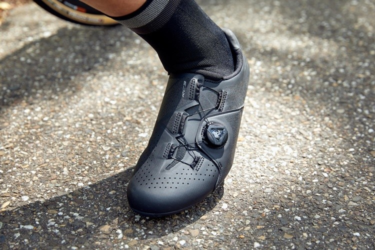 New Shimano road and mountain shoes