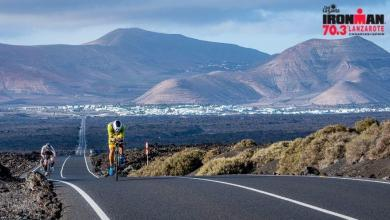 Photo of Less than 100 days for the IRONMAN 70.3 Lanzarote