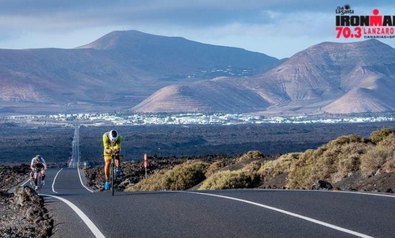 Segmento ciclista IRONMAN Lanzarote
