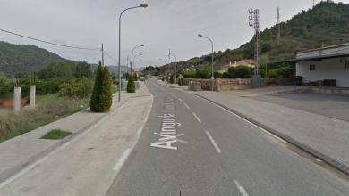 Foto eines 19-jährigen Radfahrers wird in Tortosa von einem betrunkenen Fahrer angefahren