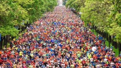 Les photos des marathons espagnols ne peuvent avoir lieu qu'avec des athlètes d'élite