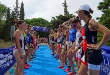 Photo of The competition calendar of the Aragonese Triathlon Federation resumes