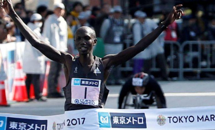 Wilson Kipsang suspended for doping