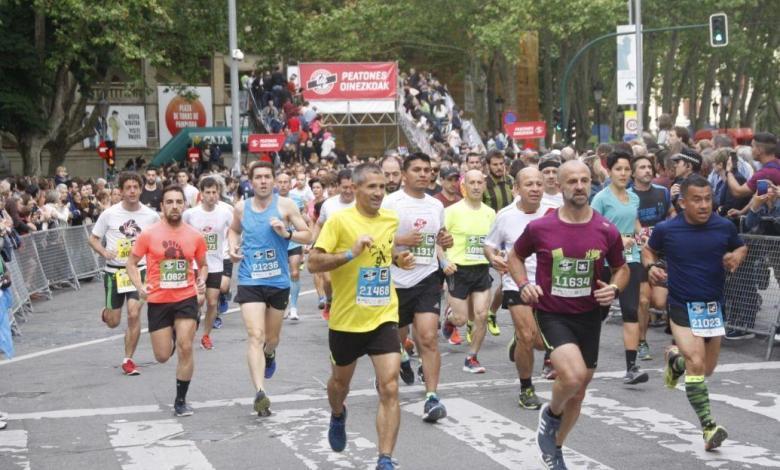annulé le semi-marathon de San Fermín