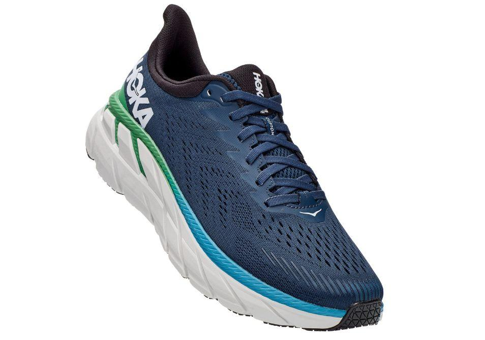Hoka One One presents the new Clifton 7