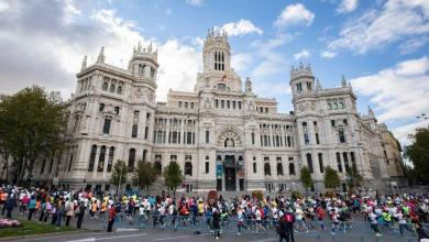 Photo of The Madrid Half Marathon is canceled