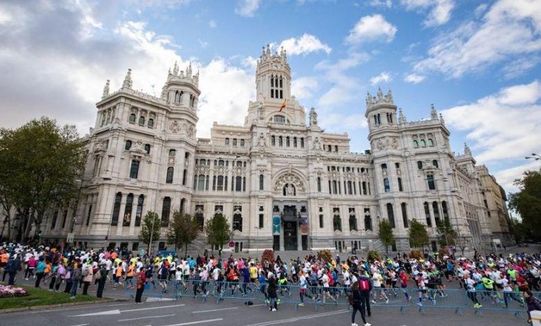 Foto des Madrid-Halbmarathons ist abgesagt