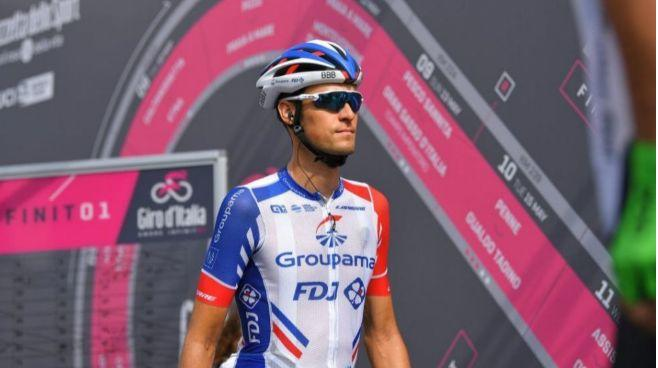 Georg Preidler au Giro 2018