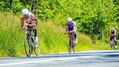 Photo of New cycling circuit in the Bilbao Triathlon, Spanish Medium Distance Championship