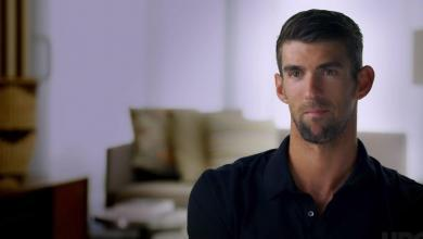 Photo de la bande-annonce documentaire de Michael Phelps maintenant disponible
