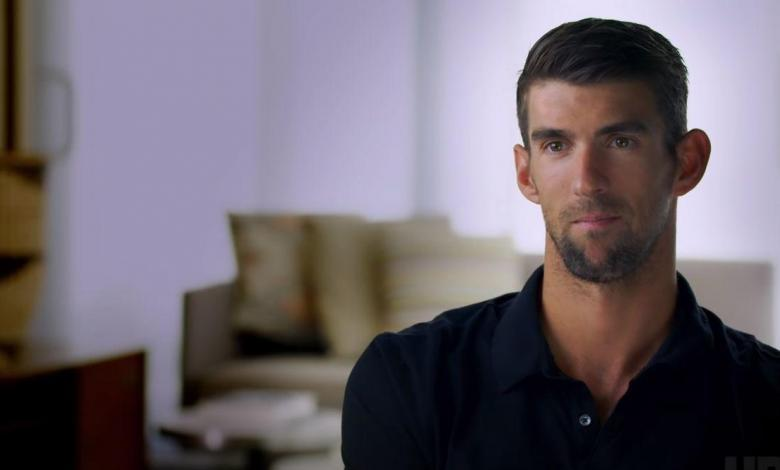 Michael Phelps documentary