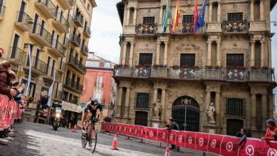 Photo of El Half Triathlon Pamplona Iruña suspendido.