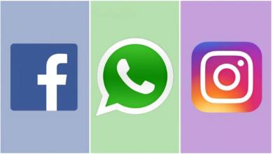 Photo of Whatsapp, Facebook e Instagram sufren una caída a nivel mundial