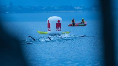 Photo of Taupo host of the IRONMAN 70.3 2022 World Championship