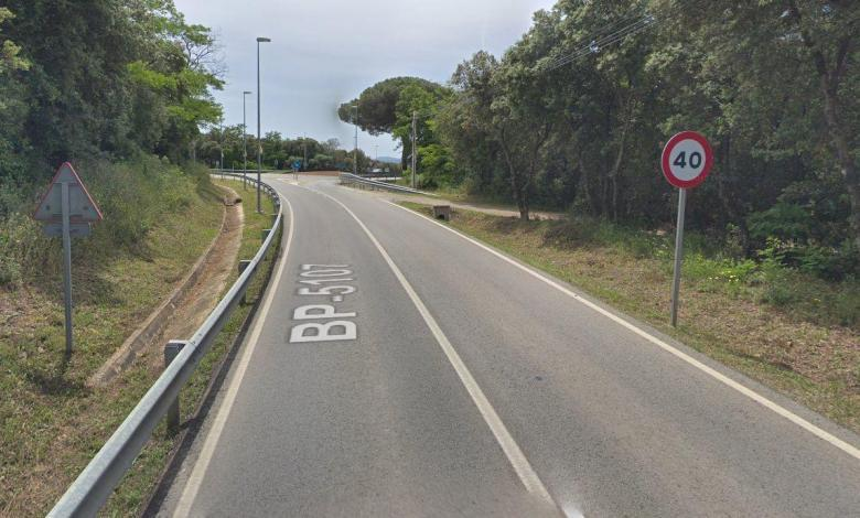 Captura Google Maps carretera BP-5107